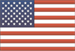 Free Fifty Star US Flag Clip Art