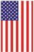 Free Vertical US Flag Clip Art